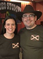 Line Dancing Class with Stephen  & Lesley McKenna