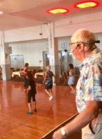 Line Dancing Class with Jo Barrow