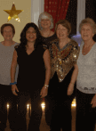 Line Dancing Class with Sharon Brizon