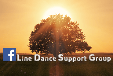 line dance support group